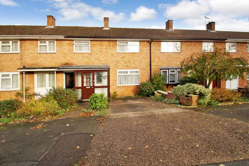 3 Bedrooms Terraced House for sale in Long Arrotts, Hemel Hempstead