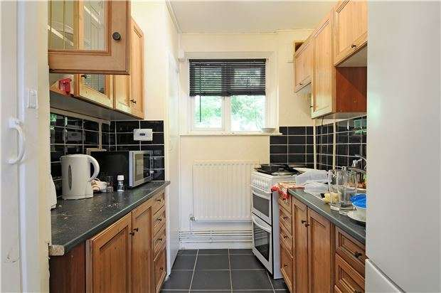 Studio Flat for sale in Hogarth House, Bentons Lane, London, SE27