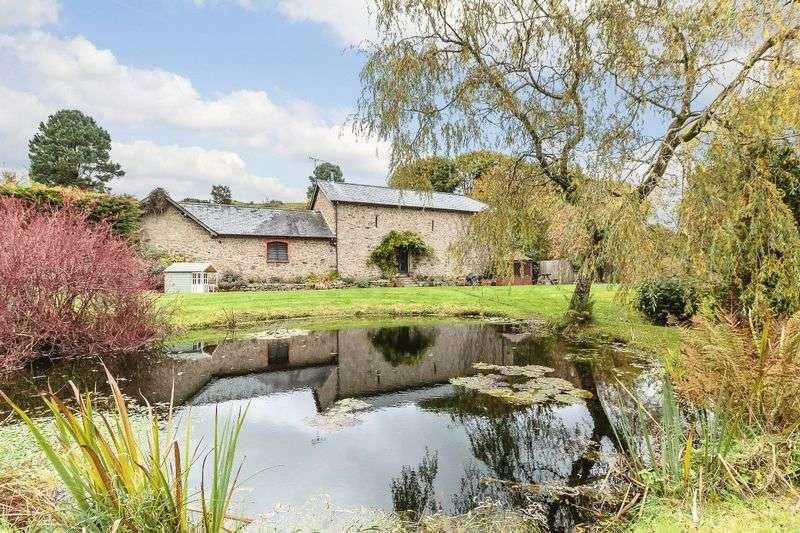 4 Bedrooms Detached House for sale in North Bovey, Nr Moretonhampstead