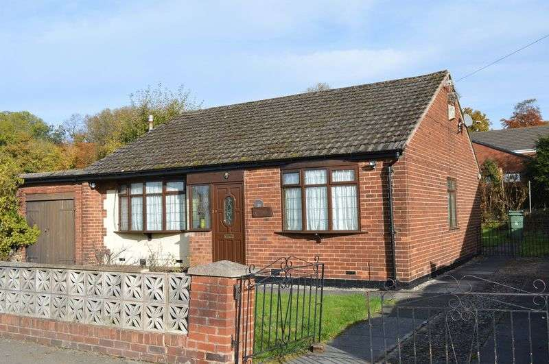 2 Bedrooms Detached Bungalow for sale in Gloucester Avenue, Golborne, WA3 3NB