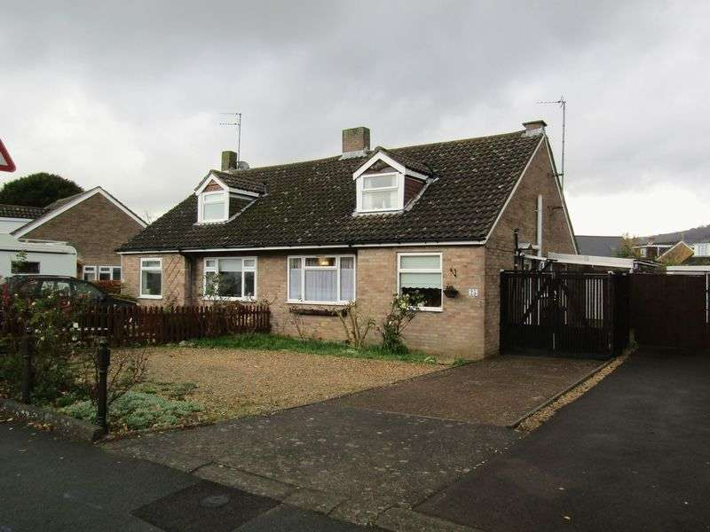 2 Bedrooms Semi Detached Bungalow for sale in Pecked Lane, Cheltenham