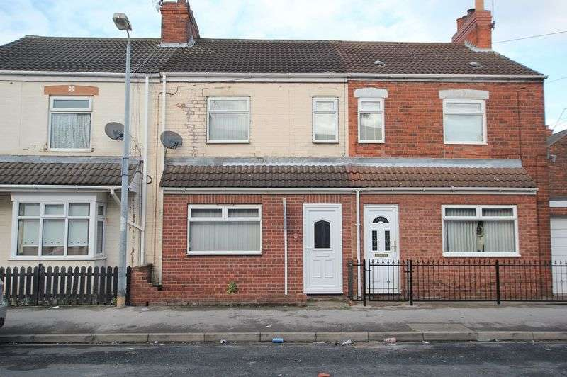 2 Bedrooms Terraced House for sale in Rosmead Street, Hull