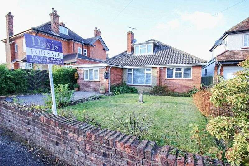 3 Bedrooms Bungalow for sale in Bury Road, Epping, Essex, CM16