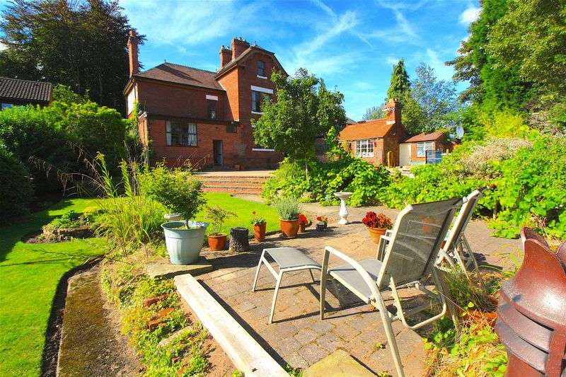 5 Bedrooms Detached House for sale in St. Wilfrids Road, Bessacarr