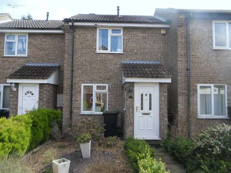 2 Bedrooms Terraced House for sale in Northfield Park, Soham