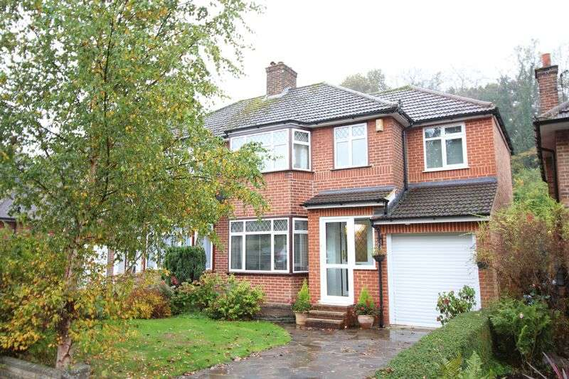 4 Bedrooms Semi Detached House for sale in Holmwood Avenue, Sanderstead, Surrey