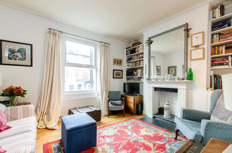 1 Bedroom Flat for sale in Dalyell Road, Brixton, SW9