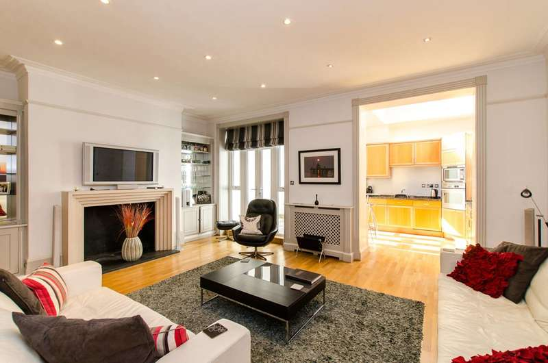 2 Bedrooms Maisonette Flat for sale in Redcliffe Square, Chelsea, SW10
