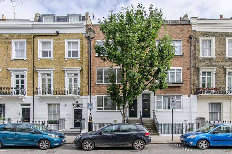 4 Bedrooms Maisonette Flat for sale in Denbigh Street, Pimlico, SW1V