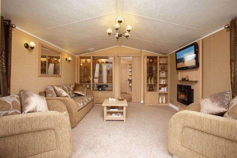 2 Bedrooms Bungalow for sale in 2010 Willerby Vogue Connoisseur 42x13