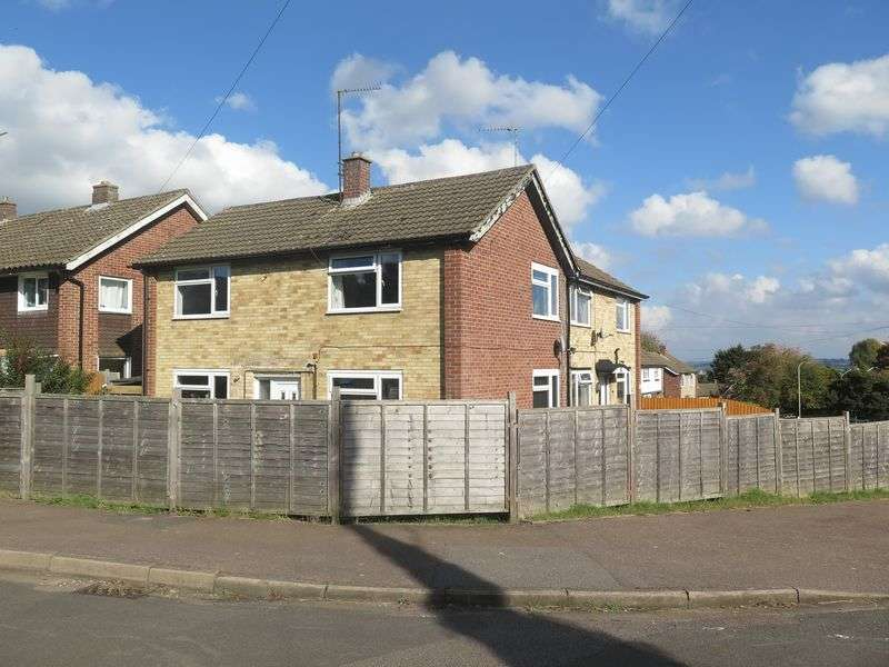 3 Bedrooms Semi Detached House for sale in Balmoral Avenue, Banbury