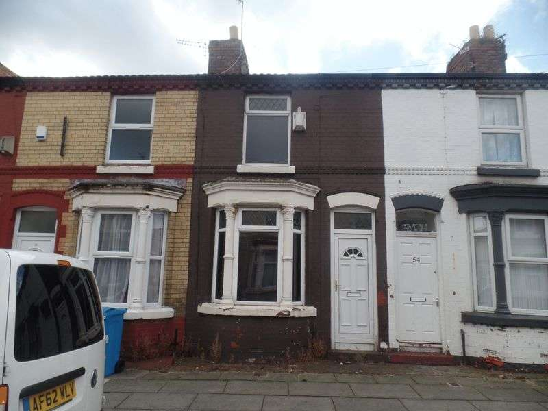 2 Bedrooms House for sale in 56 Sunlight Street, Liverpool - For Sale by Auction 14th December 2016