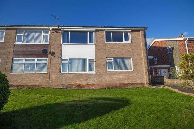 2 Bedrooms Flat for rent in Stephenson Way, Winlaton