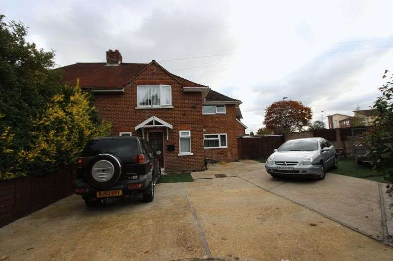 4 Bedrooms Semi Detached House for sale in Aldermoor