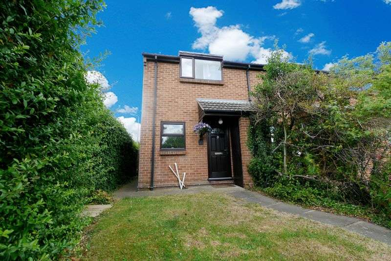 2 Bedrooms Terraced House for sale in WALLINGFORD