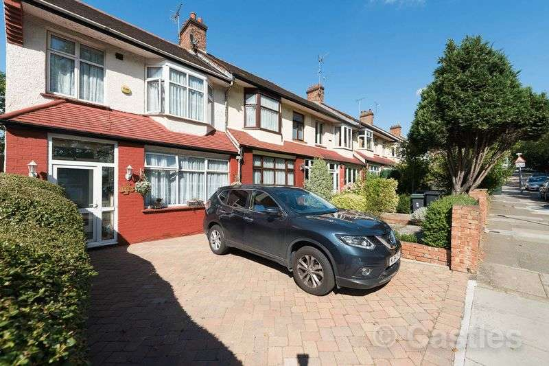 5 Bedrooms Semi Detached House for sale in Downhills Park Road N17