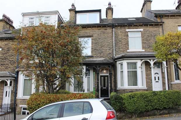 4 Bedrooms Terraced House for sale in Aireville Road, Bradford, West Yorkshire