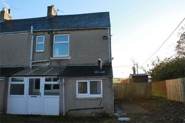 3 Bedrooms End Of Terrace House for sale in Holyrood Place, Greenhead, Brampton, Cumbria