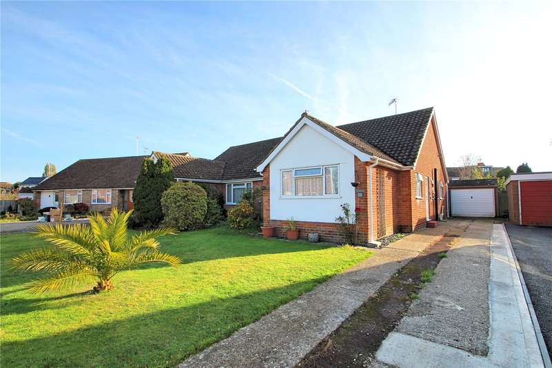 3 Bedrooms Semi Detached Bungalow for sale in Birkdale Close, Worthing, West Sussex, BN13