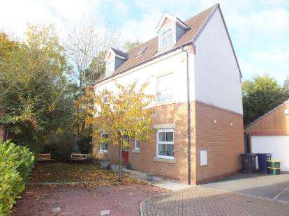 4 Bedrooms Detached House for sale in The Orchards, Leyland