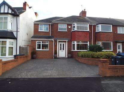 4 Bedrooms Semi Detached House for sale in Taylor Road, Kings Heath, Birmingham, West Midlands