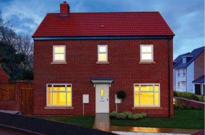 4 Bedrooms Detached House for sale in High Street, Linton, Swadlincote, Derbyshire