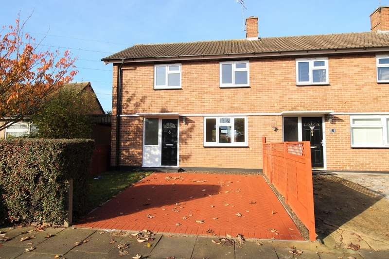 3 Bedrooms End Of Terrace House for sale in Garston, Watford