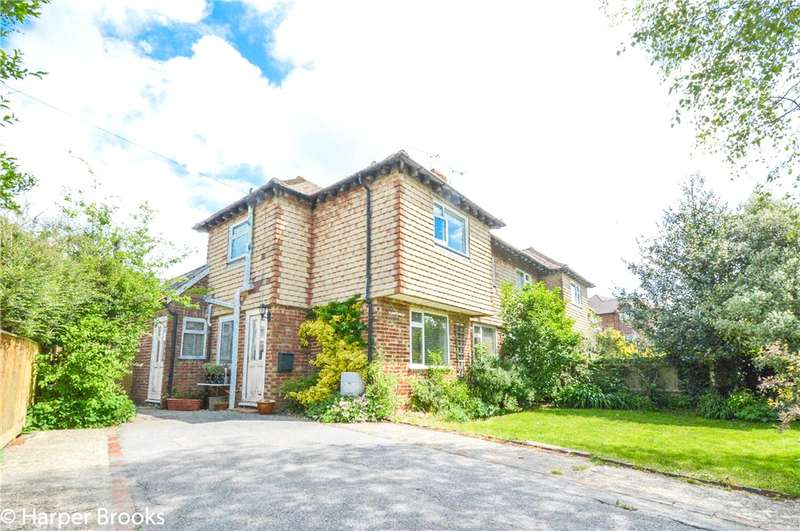 3 Bedrooms Semi Detached House for sale in Stonegate Cottage, Mutton Hall Lane, Heathfield, TN21