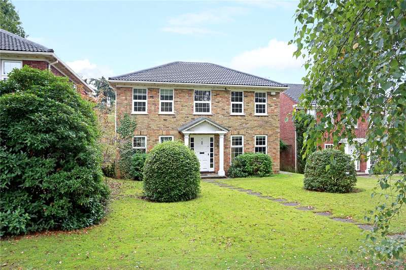 4 Bedrooms Detached House for sale in The Cedars, Milford, Godalming, Surrey, GU8