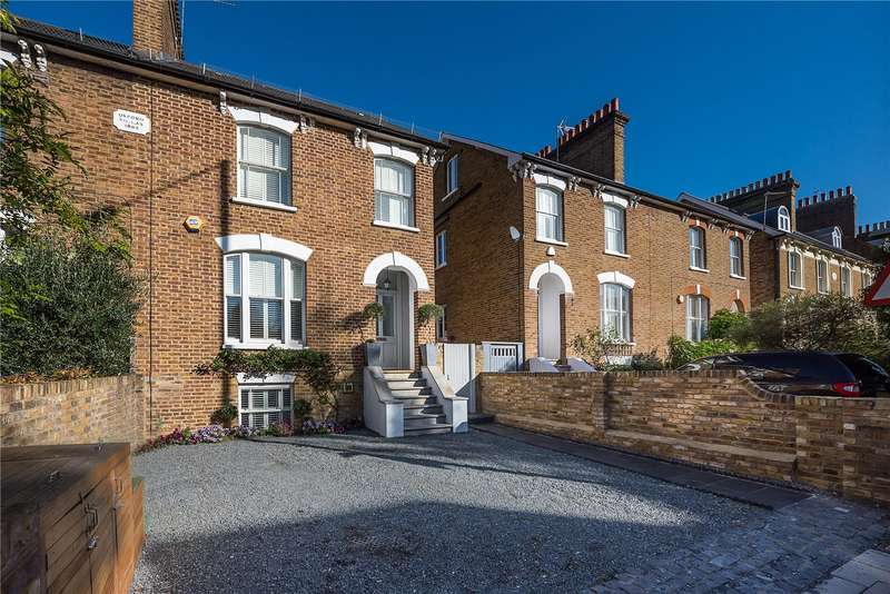 5 Bedrooms Semi Detached House for sale in High Street, Teddington, TW11