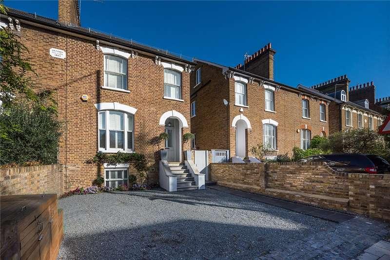 5 Bedrooms Semi Detached House for sale in High Street, Teddington, TW11
