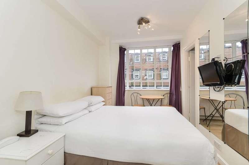 Studio Flat for sale in Chelsea Cloisters, Sloane Avenue, Chelsea, SW3