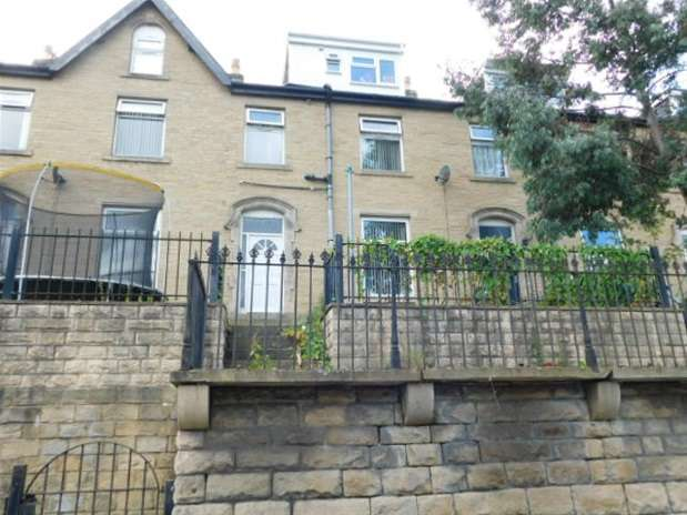 5 Bedrooms Terraced House for sale in Rock Terrace, Manningham, Bradford