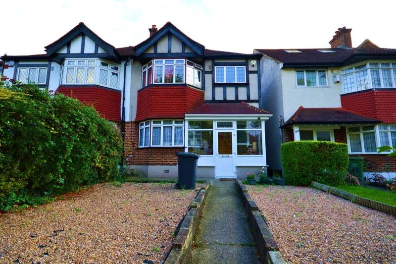 3 Bedrooms Semi Detached House for sale in St. Mildreds Road, London, SE12