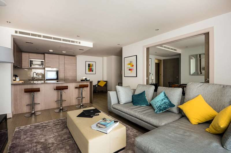 3 Bedrooms Flat for sale in Chelsea Creek, Imperial Wharf, SW6