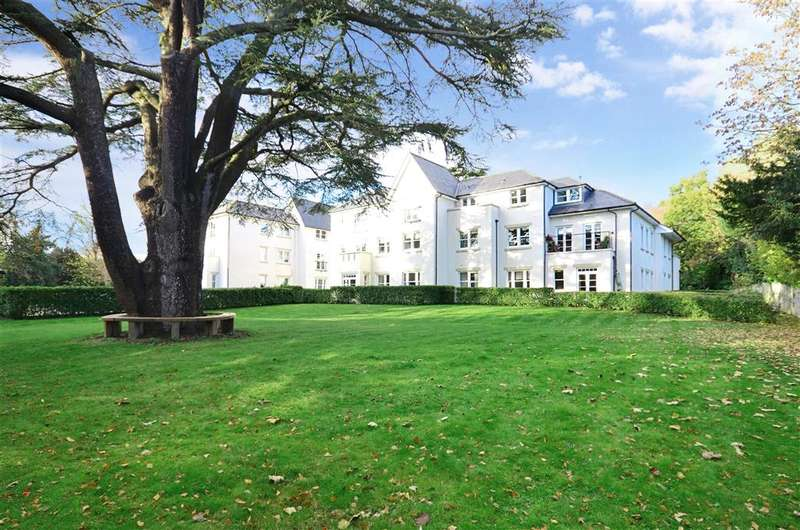 2 Bedrooms Flat for sale in Wray Park Road, Reigate, Surrey