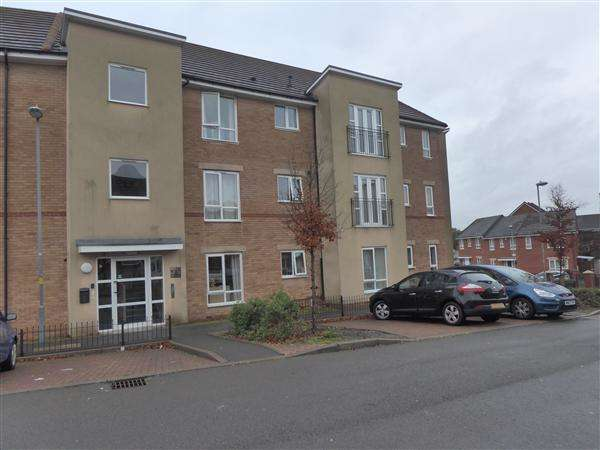 2 Bedrooms Apartment Flat for sale in Shrawley Avenue, Northfield, Birmingham