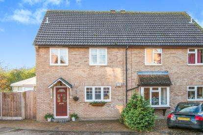 4 Bedrooms Semi Detached House for sale in Norwich, Norfolk