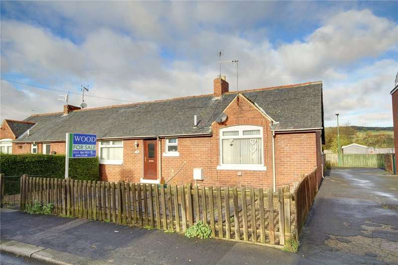 3 Bedrooms Bungalow for sale in Garden Avenue, Langley Park, Durham, DH7
