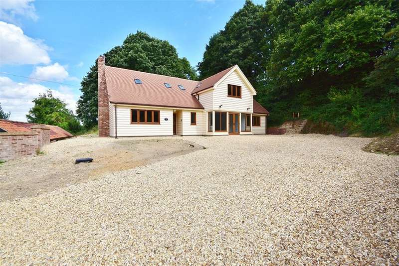 4 Bedrooms Detached House for sale in Little Hadham