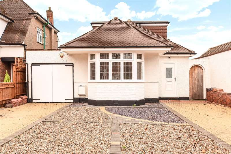 4 Bedrooms Bungalow for sale in College Drive, Ruislip, Middlesex, HA4