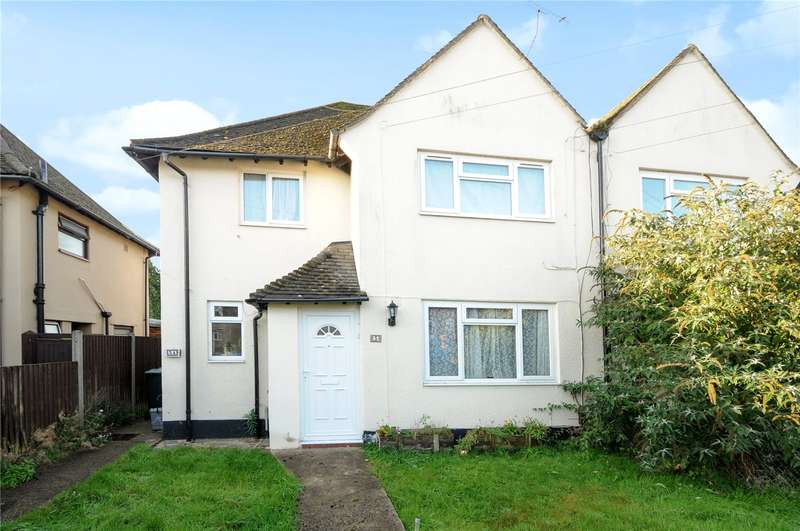 1 Bedroom Maisonette Flat for sale in Orchard Way, Mill End, Hertfordshire, WD3