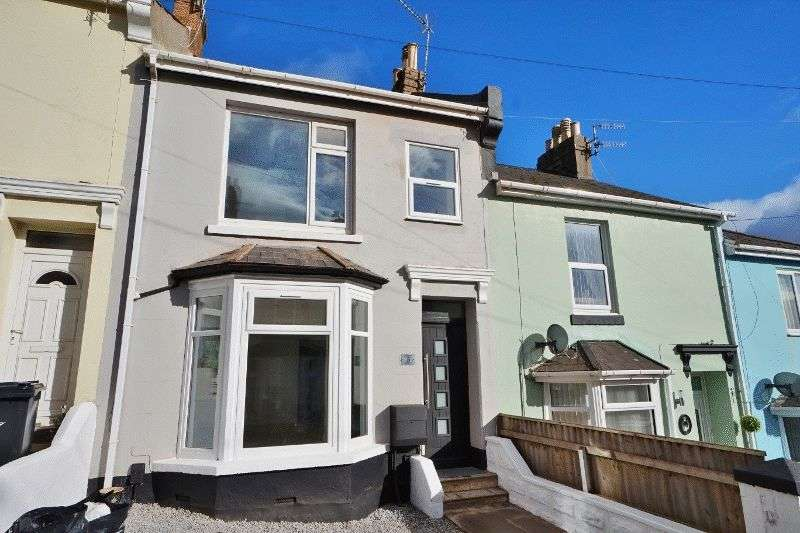4 Bedrooms Terraced House for sale in Manor Terrace, PAIGNTON - Ref: AB63