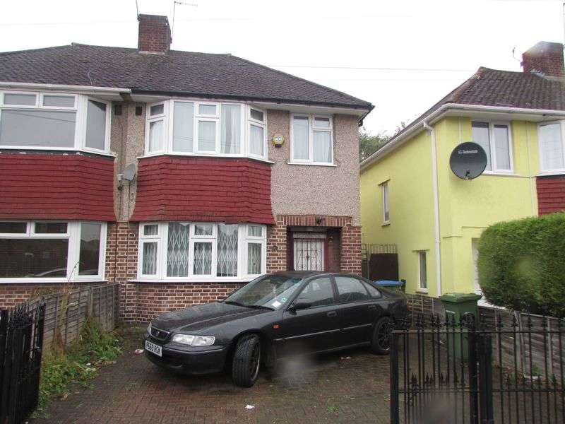 3 Bedrooms Semi Detached House for sale in Church Manorway, Abbey Wood