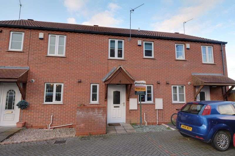 2 Bedrooms Terraced House for sale in Foxton Terrace, Brigg