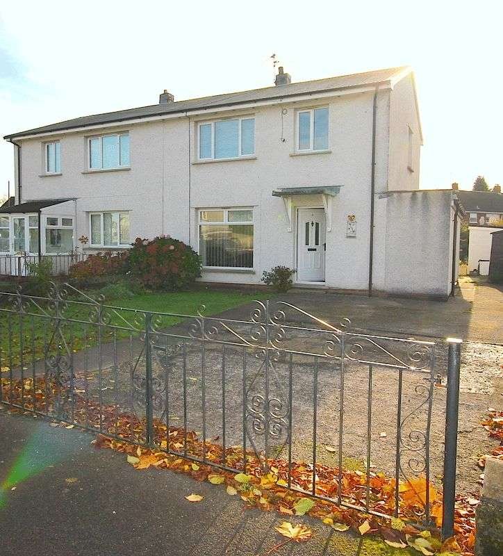 3 Bedrooms Semi Detached House for sale in Caldy Road, Llandaff North Cardiff