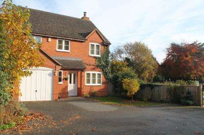 4 Bedrooms Detached House for sale in Dighton Close, Clifford Chambers, Stratford-Upon-Avon