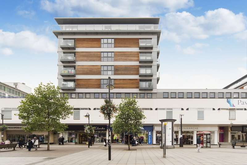 2 Bedrooms Apartment Flat for sale in High Street, Uxbridge, Middlesex, UB8