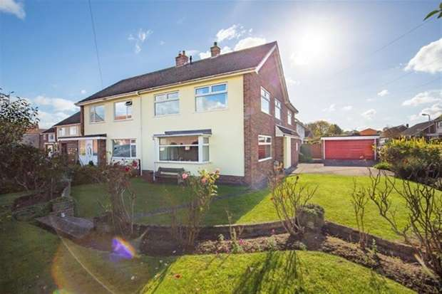 4 Bedrooms Semi Detached House for sale in Leigh Furlong Road, Street