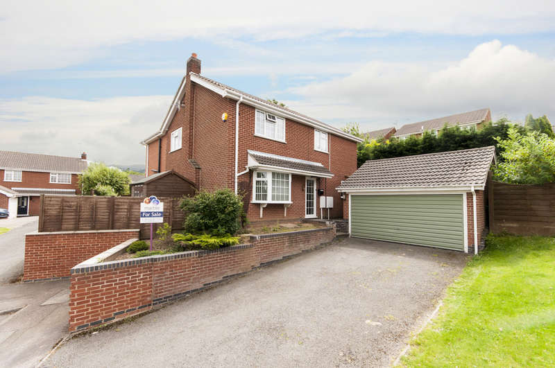 4 Bedrooms Detached House for sale in Walton Hill, Castle Donington, Derbyshire